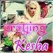 Kesha Praying by dellsound