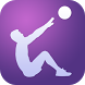 Medicine Ball Workout - Fitness Exercises Routine by Fitappworld