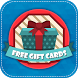 Free Gift Cards by Photo Frame Apps Collection