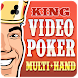 King Of Video Poker Multi Hand by mrGambles