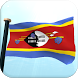 Swaziland Flag 3D Free by I Like My Country - Flag