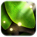 Tap Leaves Live Wallpaper by Kision Lab