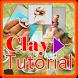 Clay Tutorial by MahiDev