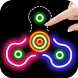 Draw and Spin - FIDGET Spinner by mix studio