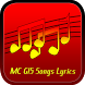 MC G15 Songs Lyrics by Narfiyan Studio