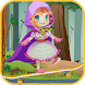 Princess Star Girl Skater by MedokDev