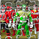 Puzzle Jigsaw Rangers Toys by Gamikids