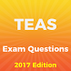 TEAS Exam Questions 2017 Ed by StartLearning, Inc.