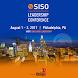 SISO Leadership Conference 2017