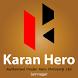 Karan Hero by Bipin Rupadiya