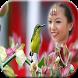 Borneo Exotic Bird Photo Maker by kingfisherapp