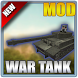 Mod War Tank for MCPE by Life-Mods