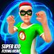 Super Spider Kid Hero: New Street Fighters by Witty Gamerz