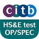 CITB op/spec HS&E test 2017 by CITB