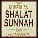 Panduan Sholat Sunnah Lengkap by IstanStudio