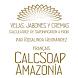CalcSoap Amazonía français by Velas, jabones y cremas - Rosalinda Hernández