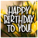 Happy Birthday Greetings by Candor Creations