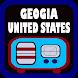 Georgia USA Radio by Enkom Apps