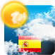 Weather for Spain by ID Mobile SA