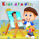 Kids Drawing Board by iSparrow Solution