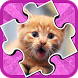 Kids Puzzle: Cats Jigsaw by MasterG