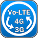 3G/4G to VoLTE Converter Prank by Exam Prep Studio ☑