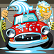 Crazy Car Wash Salon by Social Ink Studio