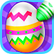 Kids Color Book - Easter Eggs by Toy Box Media Inc