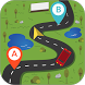GPS Driving Route Finder - Voice Maps Navigation by Background Changer, Eraser & Booth Photo Editor