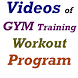 GYM Training Workout Programs by Veidehi Sukla