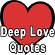 Deep Love Quotes by BestQuotes
