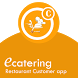 eCatering Restaurant order app by Oomsys Technologies