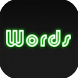 Words - Guess the word puzzle by Poderm Ltd
