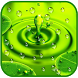 Drops Rain Live Wallpaper by DualApps