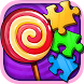 Jigsaw Puzzle Game - Candy Jar by Tofu Media Ltd