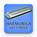 Harmonica Key Finder by Jonathan Cardy