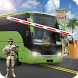 Army bus hill climbing drive by SwiftClip