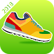 Step Counter - Pedometer & Calorie Counter by 10.000.000+ Downloads