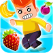 Fruit Run Scoot by Katz Katz Appz