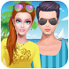 Young Couple Honeymoon by bxapps Studio