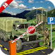 Army Truck Checkpost Duty by FAZRA Racing and Action Games
