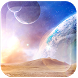 Space World Live Wallpaper Pro by SoundOfSource