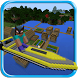 Mech Motor Boats for Minecraft by BallSly