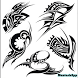 Tribal Tattoo Ideas by Muntasir