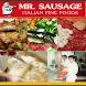 Mr.Sausage by Kelly Gerards
