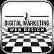 Digital Marketing Web Design by IndieDev Games