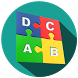 ABC Jigsaw Puzzle free by DroidTantra