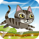 JumpJump Cat - Cat Games Free by evox Inc.