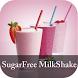 Sugar Free Milkshake Recipes by Apps Villa Developers