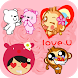 Love Stickers for messenger by peter_jm